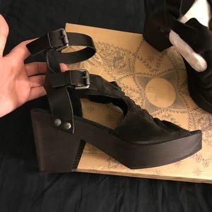 Free people dress shoes